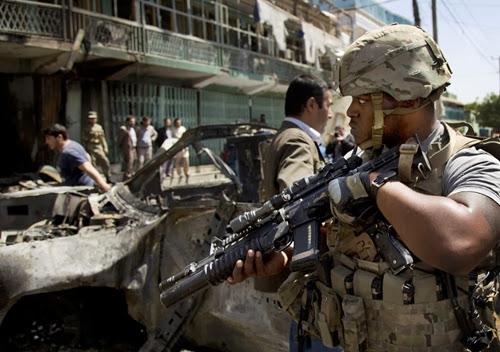 Афганистан через линзы объектива Ани Нидрингаус