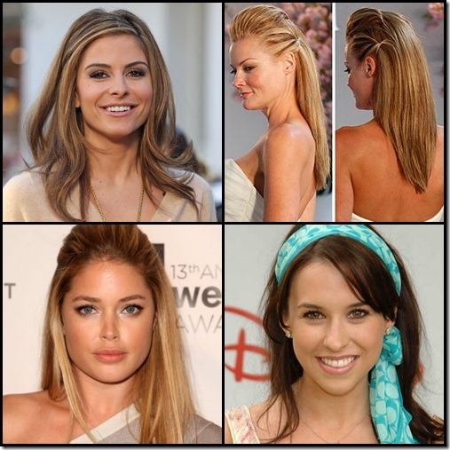 O penteado mais charmoso para as mamães de cabelo liso.