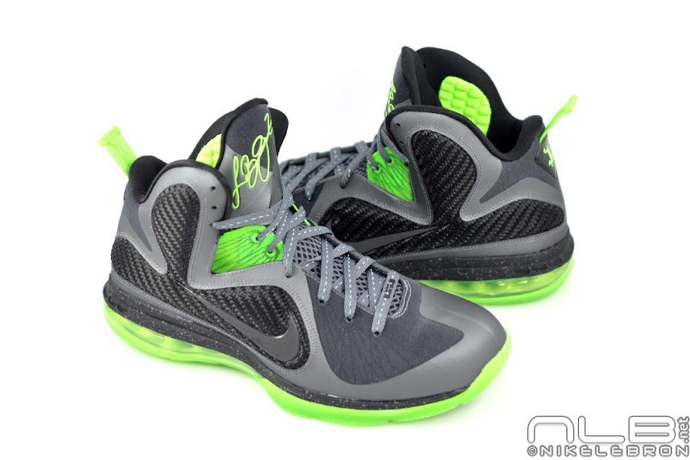 "The Showcase: Nike LeBron 9 ""Dunkman"". Diddy Rocks 'Em Too ..."