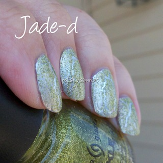 China Glaze Jade-d 2