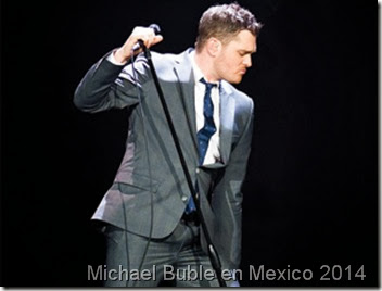boletos michael buble mexico