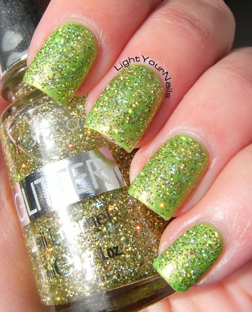Flormar Glitter GL04
