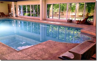 BAG piscina climatizada