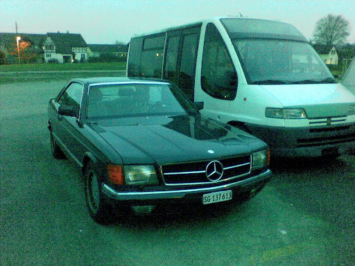 Mercedes-Benz W126 Coupe