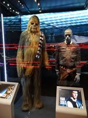 2014.06.17-034 Chewbacca et Han Solo