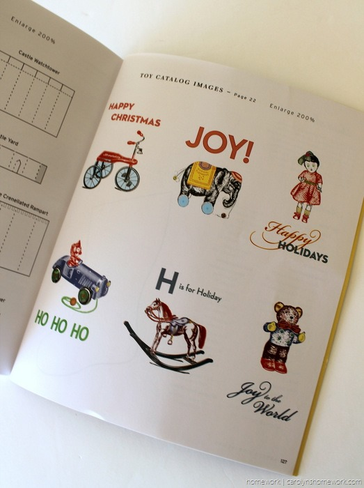 Artful Christmas Book Review via homework - carolynshomework (7)