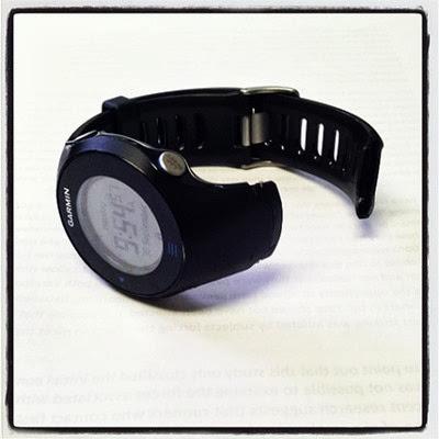 Garmin Forerunner 610 broken wristband