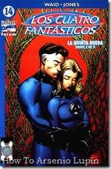 P00014 - Los 4 Fantasticos v5 #14