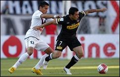 Santiago Morning vs Colo Colo