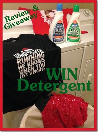 WIN Detergent Title