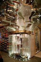 World's largest chocolate fountain