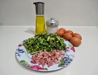 Como Cocinar Esparragos