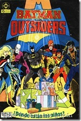 P00023 - Batman y los Outsiders #6