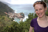Kristy and Vernazza
