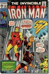 P00178 - El Invencible Iron Man #35