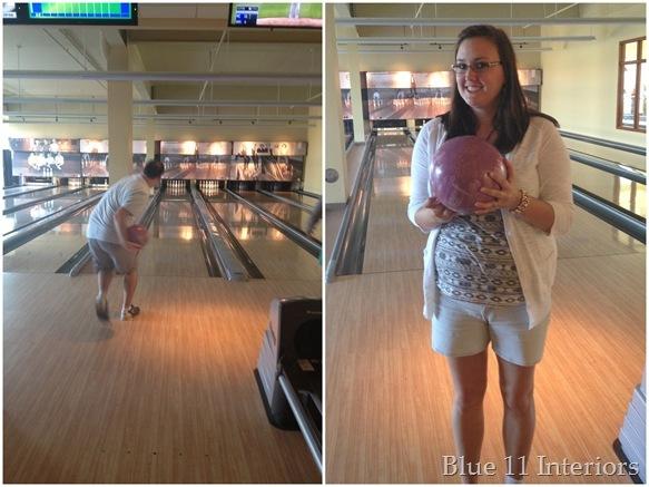 Prairiefire Pinstripes Bowling