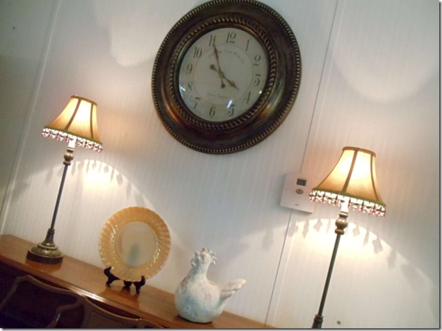 clock on pian-2000