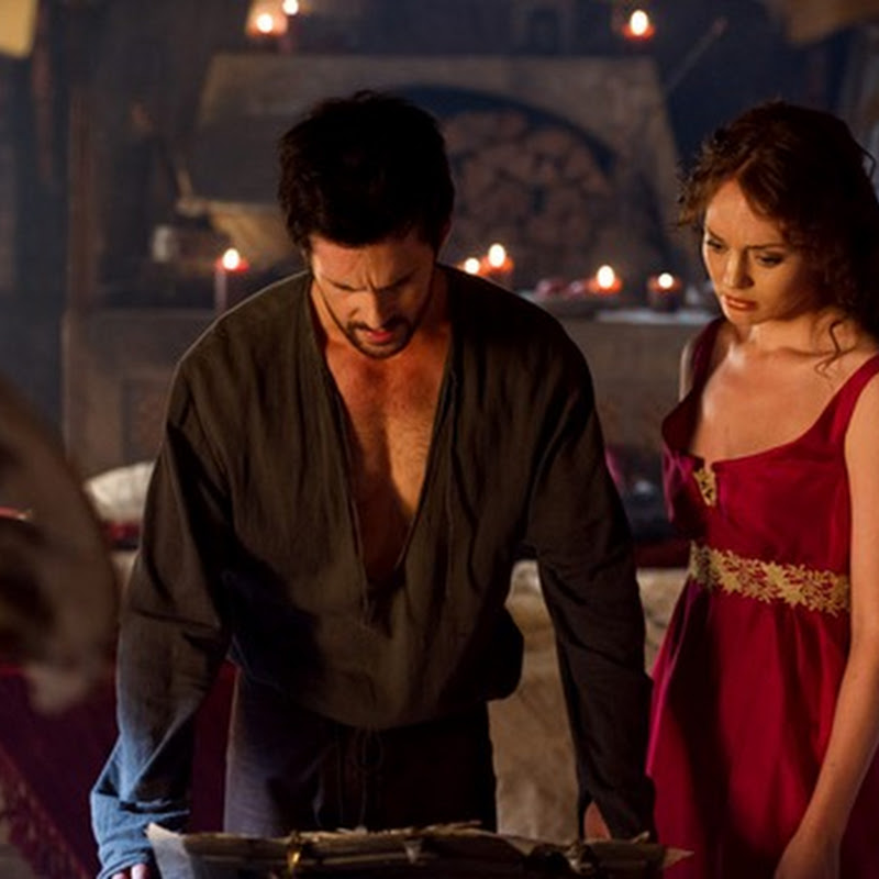 Review: Da Vincis Demons, 01x04  The Magician