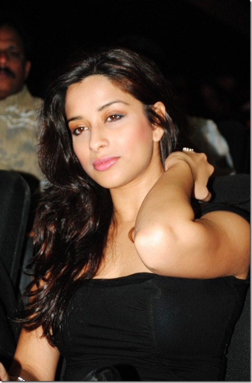 Madhurima at Vennela 1 ½ Audio launch