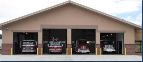 New Fire House