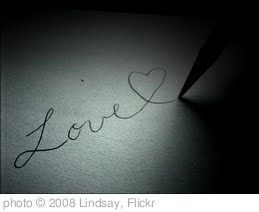 'Love Note 1' photo (c) 2008, Lindsay - license: http://creativecommons.org/licenses/by/2.0/