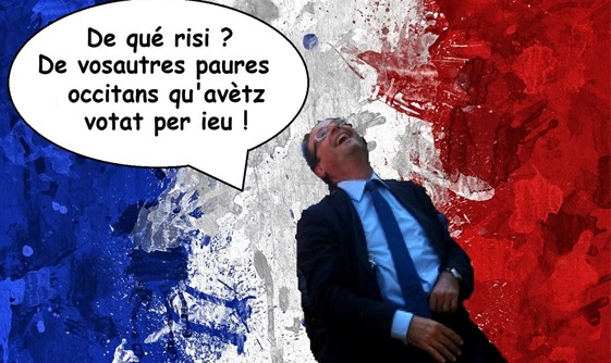 François Hollande zèro