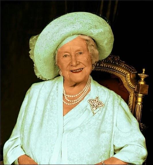 Elizabeth The Queen Mother  amazoncom