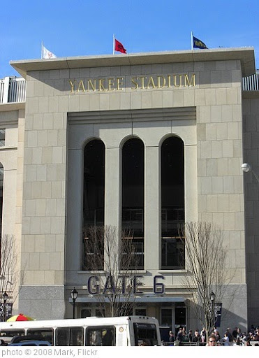 'Yankee Stadium 10' photo (c) 2008, Mark - license: https://creativecommons.org/licenses/by-nd/2.0/