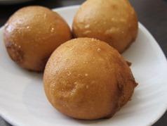 Nai Wong Bau – Custard Cream Buns
