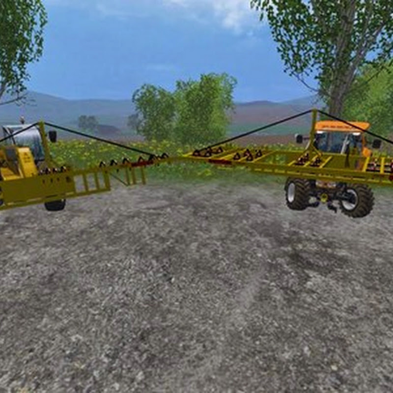 Farming simulator 2015 - MEIJER RAMBO v 1.0 Beta Telelader
