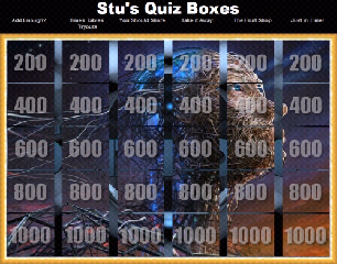 an offline jeopardy game maker | quiz and game creators, Powerpoint templates