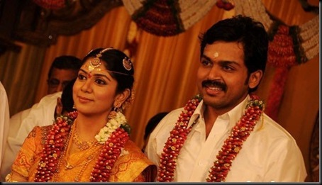 tamil actor Karthik Sivakumar Marriage photos