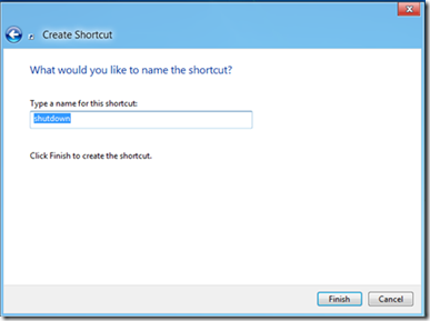 Shutdown Windows 8 From Desktop  App To Shutdown Windows 8_3