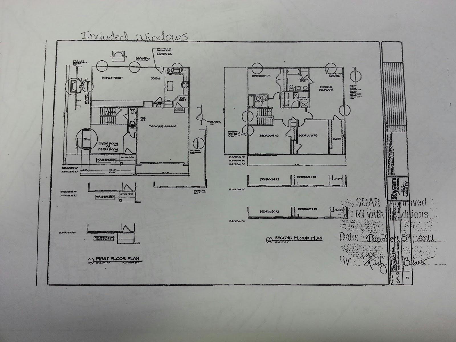 100+ [ Rome Floor Plan Ryan Homes