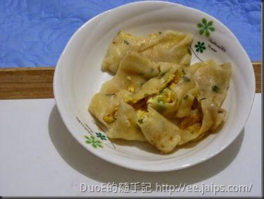 竹東玉泉早餐店-粄條蛋餅
