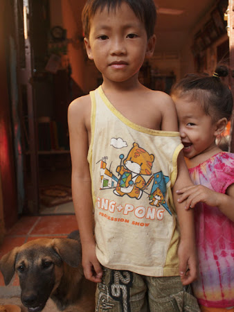 Calator cu tricolor: Cambogia