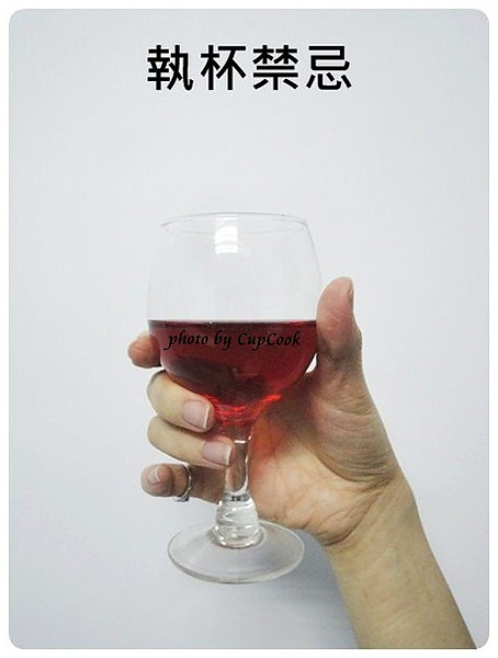 葡萄酒酒杯拿法 wine glasses 禁忌(7)