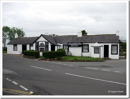 The Blacksmith shop, Gretna Green.