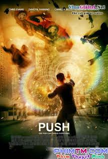 Siêu Năng Lực - Push Tập 1080p Full HD