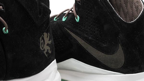 LeBron X NSW BlackDark Field BrownTourmaline  New Images