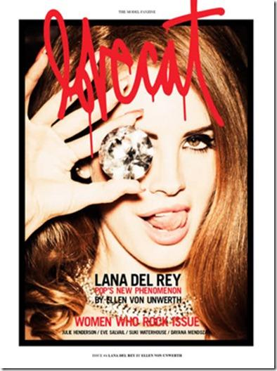 Lana Del Rey Simbolismo illuminati