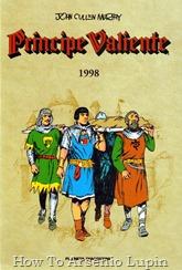 Actualización 26/01/2015: Principe Valiente - Keanu nos trae otro tomo: Año 1998, gracias a los chicos del CRG.