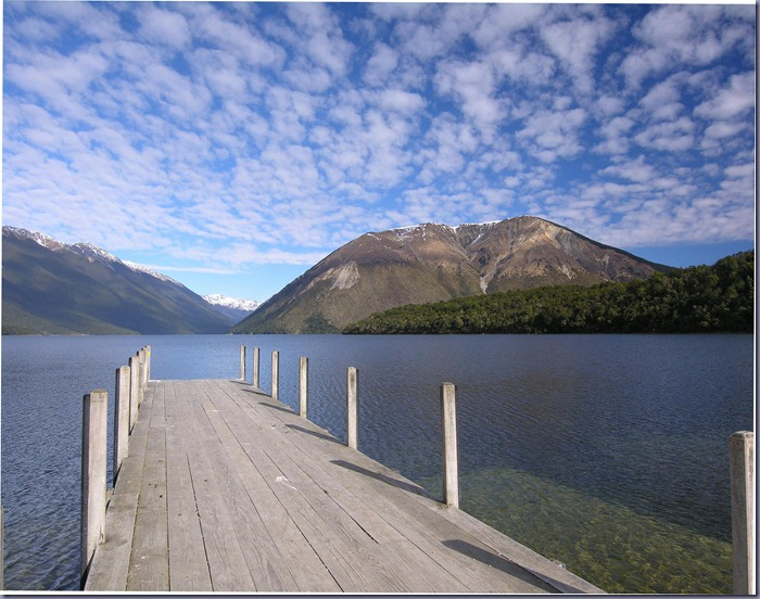 Lake Rotoiti - Beaut day