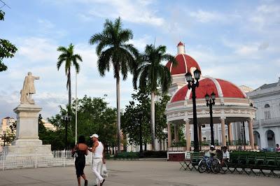 Parque Marti, Cienfuegos