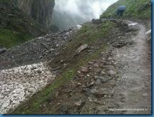 Valley of flowers trek glacier tt