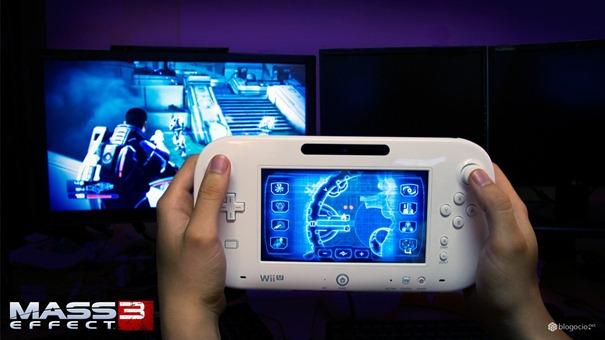 Mass Effect 3 no Wii U