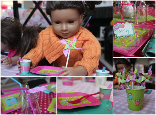 American Girl Doll Birthday Party