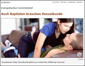 auch baptisten brauchen sexualkunde