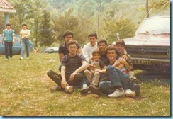 1983 ά πρωτομαγιά στην Αγία Τριάδα 1