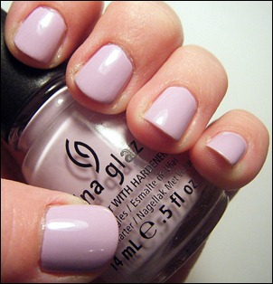 China Glaze Sweet Hook Swatch